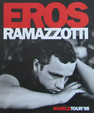 This eros ramazzotti book accept